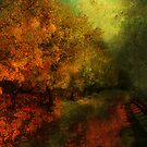 Fall Road To Renewal by Jeff Burgess