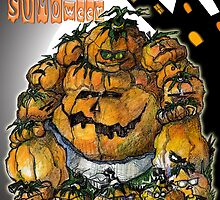 Happy SUMOween by Paul  Reynolds
