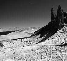 The Old Man of Storr, Isle of Skye by Mark Ozanne