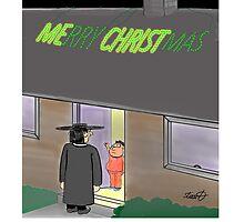 The Christmas Lights by David Stuart