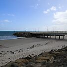 West Beach Boat Ramp by Morphio