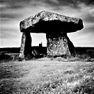 Lanyon Quoit by Richard Hamilton-Veal