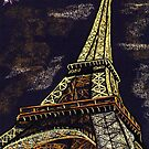 Parisian Nights by Dawn B Davies-McIninch