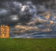 The Watchtower at La Perouse by Rod Kashubin