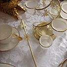 Christmas Table Decor by allabouther