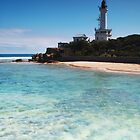 Blue Skys Over Point Lonsdale by Hicksy
