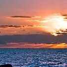 Sunrise Nth Qld by sparrowdk