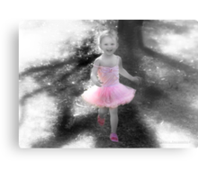 """""""Pretty In Pink"""" - Live With A Purpose! Metal Print"""