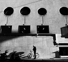 Carlo Scarpa BPV Building by Valeria Palombo