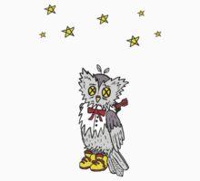 mr owl  by blacktips