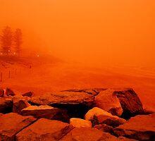 Red Rocks by Melanie Wilkinson