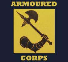 Amoured Corps by rynoki