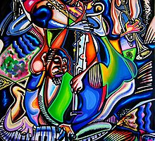 smoken jam session by Kevin McDowell