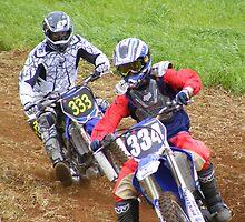 Rhys  - Enduro Race         24.10.09 by gaylene