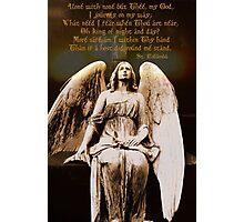 St. Columba's Prayer Photographic Print