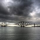 Forth Rail Bridge by Daniel Davison
