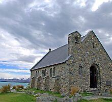 Church Of The Good Shepherd by TomRaven