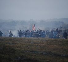 The Battle of Cedar Creek -  by Greg Boyd