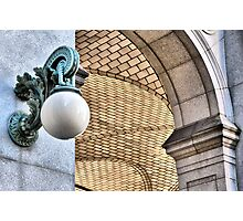Municipal Building New York City Photographic Print