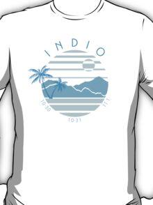 Indio Halloween Weekend  T-Shirt