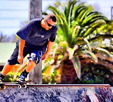 Eighth St Skate Park by PjSPhotography