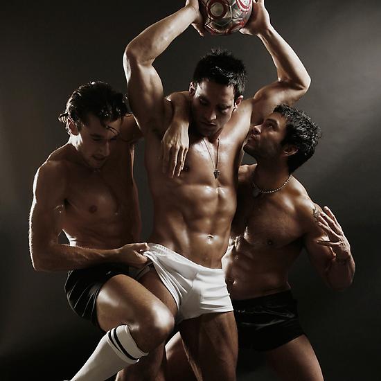 'Soccer' - October 2010 by BadBehaviour
