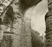 Bridge to last time - Picton Viaduct by Robert Chester Lee