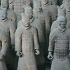 Terracotta Warriors, Xian, China by elphonline