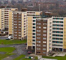 Leeds - A Utopia by Glen Allen