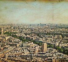 Paris by henribanks
