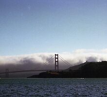 San Francisco Bay by Maggie Hegarty
