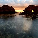 Blairgowrie Sunset by RichardIsik