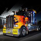 Custom Kenworth by Tony Rabbitte