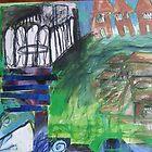 Balcony series III by Melinda (Min) Jordi