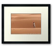 The journey 2 Framed Print