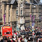 Edinburgh During the Festival by roll6pics