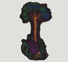 Tree Hugger by DrDeb