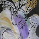 Medussa in Flight by GypsyJ