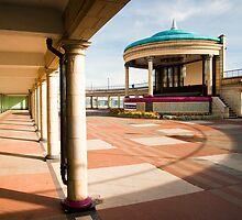 The Bandstand: Eastbourne. East Sussex. UK by DonDavisUK