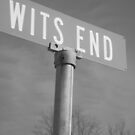 Wits End, Not Black &amp; White by CulturalCompass