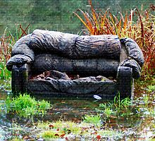 Sofa by Tori Snow