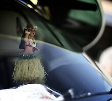 Hula Girl by madcowgirl