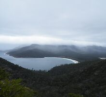 Wineglass Bay - Freycinet National Park, Tasmania by Gemma Thompson