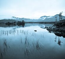 Rannoch Reflections. by wildscape