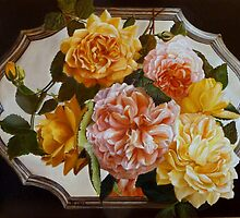 Abraham Darby&Golden Celebration by pucci ferraris