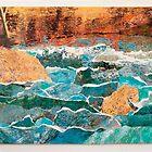Crashing Waves by roza50
