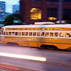 San Francisco Street Car by Sebastian Warnes