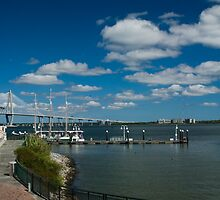 Charleston Harbor by PGBateman