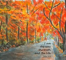 The Way by Caroline  Lembke
