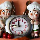 Campbell's Soup Kids Clock by trueblvr